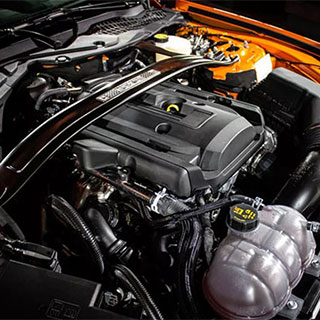 Performance, Engine & Drivetrain